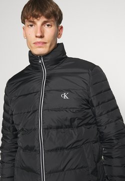Calvin Klein Jeans - LIGHT JACKET - Daunenjacke - black