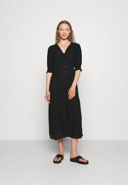 Lindex - DRESS AMALIA - Maxikleid - black