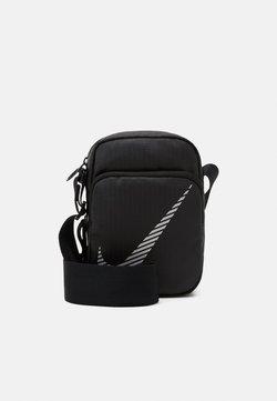 Nike Sportswear - HERITAGE - Sac bandoulière - black