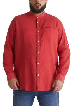 Esprit - STEHKRAGEN - Hemd - orange red
