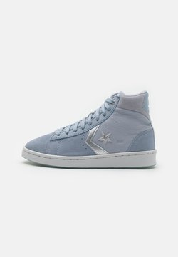 Converse - PRO HEART OF THE CITY UNISEX - High-top trainers - gravel/obsidian mist/photon dust