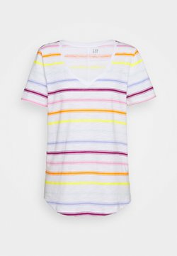 GAP - T-Shirt print - summer rainbow