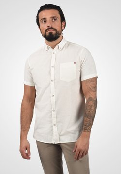Solid - Camicia - off white