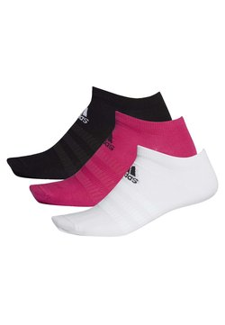 adidas Performance - LOW-CUT SOCKS 3 PAIRS - Urheilusukat - pink