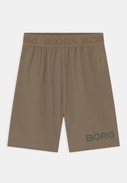 Björn Borg - UNISEX - kurze Sporthose - khaki