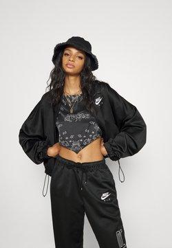 Nike Sportswear - AIR - Bombejakke - black/white