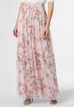 Marie Lund - Faltenrock - rosa