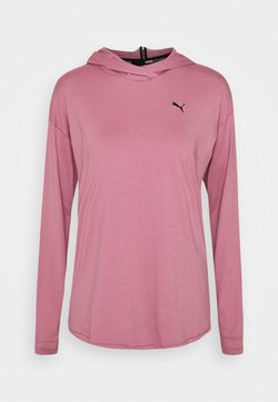 Puma - STUDIO - Camiseta de deporte - foxglove heather