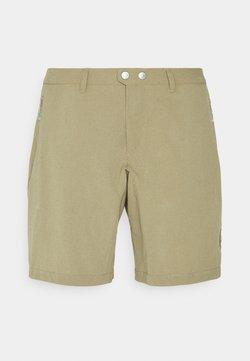 Norrøna - BITIHORN SHORTS - Outdoor shorts - elmwood