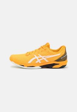 ASICS - SOLUTION SPEED FF CLAY - Zapatillas de tenis para tierra batida - amber/white