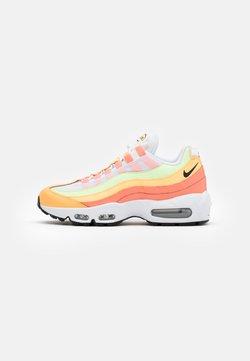 Nike Sportswear - AIR MAX 95 - Sneaker low - atomic pink/black/white/melon tint/vapor green/volt