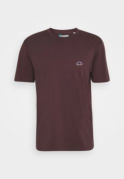 The GoodPeople - TOM - T-shirt basic - bordeaux