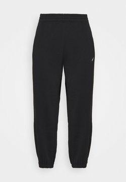 Nike Sportswear - PANT TREND PLUS - Jogginghose - black/white