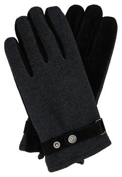 Bugatti - Fingerhandschuh - grau/schwarz