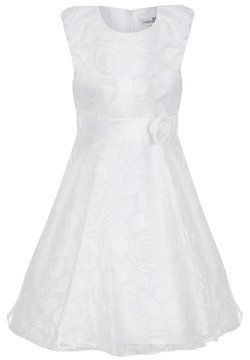 happy girls - Cocktailkleid/festliches Kleid - white
