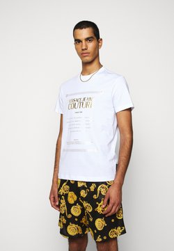 Versace Jeans Couture - MOUSE - Printtipaita - white