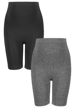Next - 2 PACK - Shorts - grey