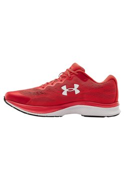 Under Armour - CHARGED BANDIT 6 - Hardloopschoenen neutraal - versa red