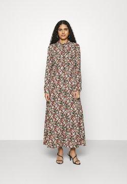 Mavi - PRINTED DRESS - Maxikleid - red flower print