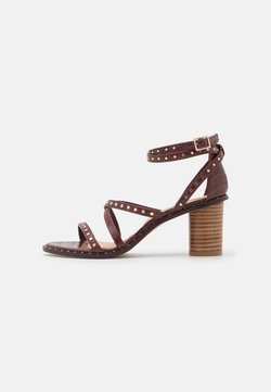 Ted Baker - KATHAR - Sandalias - dark brown