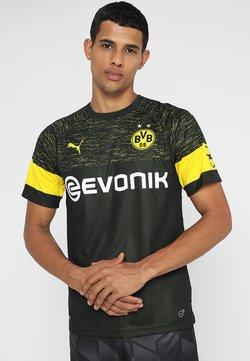 Puma - BVB BORUSSIA DORTMUND AWAY - Vereinsmannschaften - black