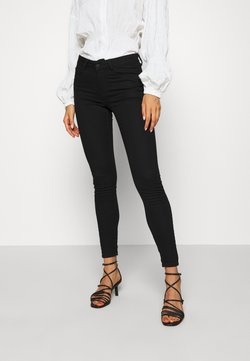 JDY - JDYNEWNIKKI LIFE - Jeans Skinny Fit - black denim