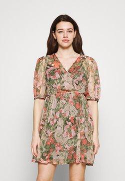 Vero Moda - VMLOA DRESS - Freizeitkleid - multi-coloured