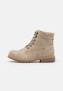 TOM TAILOR - Veterboots - offwhite