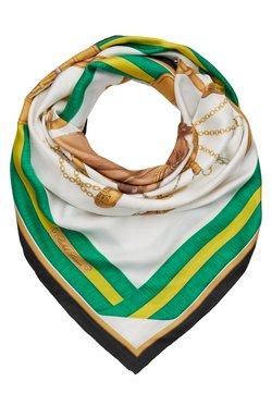 Polo Ralph Lauren - EQUESTRIAN SQUARE - Foulard - white/multicoloured