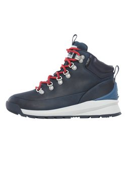 The North Face - W BACK-TO-BERKELEY MID WP - Outdoorschoenen - blue opal/hibiscus