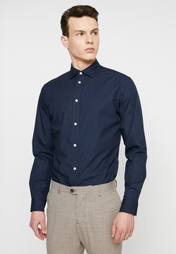 Selected Homme - SLHSLIMMARK WASHED - Camicia elegante - navy blazer