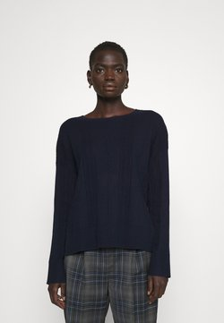 FTC Cashmere - Strickpullover - blue space