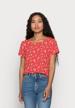 Vero Moda Petite - VMSAGA - T-Shirt print - goji berry