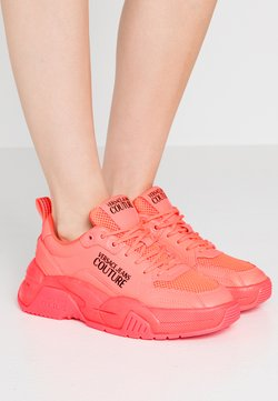 Versace Jeans Couture - Sneakers laag - corallo fluo
