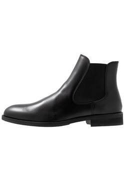 Selected Homme - SLHLOUIS CHELSEA BOOT  - Nilkkurit - black