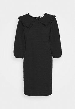 ONLY - ONLOLIVIA 3/4 SHORT DRESS  - Robe d'été - black