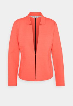 TOM TAILOR - WITH STRUCTURE - Blazer - strong peach tone