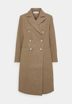 Glamorous Petite - LADIES COAT - Classic coat - oatmeal