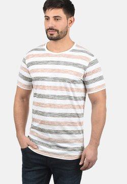 Solid - RUNDHALSSHIRT TET - T-Shirt print - light pink