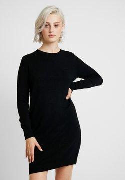 JDY - JDYMARCO DRESS - Vestido de punto - black