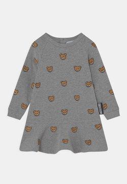 MOSCHINO - DRESS WITH GIFT BOX - Vestido informal - mottled grey
