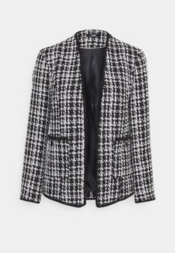 Wallis - MONO CHECK EDGE TO EDGE - Blazer - mono
