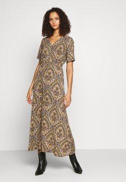 ONLY Tall - ONLHANNA ANCLE DRESS - Maxikjoler - golden spice