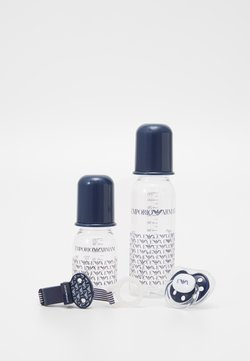 Emporio Armani - BABY SET - Baby-Trinkflasche - bianco/white