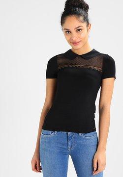 Morgan - DANOI - T-shirt con stampa - noir