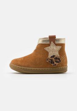 Shoo Pom - BOUBA KID - Stiefelette - camel/platine