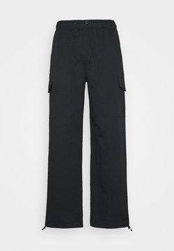 Vintage Supply - Reisitaskuhousut - black