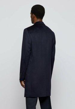 BOSS - Pitkä takki - dark blue