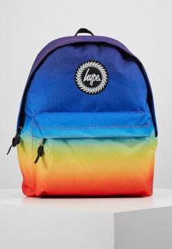 Hype - BACKPAC RAINBOW FADE - Reppu - multi-coloured
