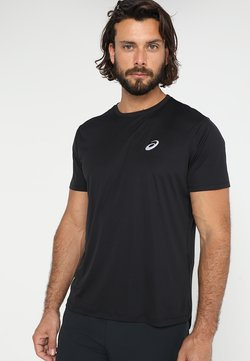 ASICS - Camiseta básica - performance black